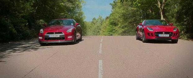 Nissan GT-R ne arata inca o data ca nu are rival in categoria sa de pret
