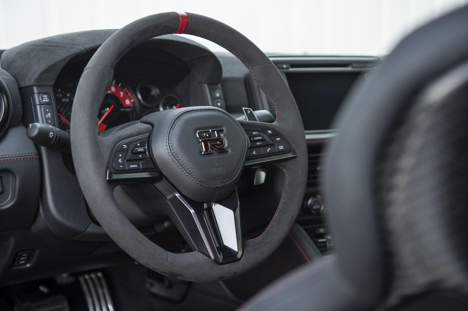 Nissan GT-R Nismo 2020 - Nissan GT-R Nismo 2020