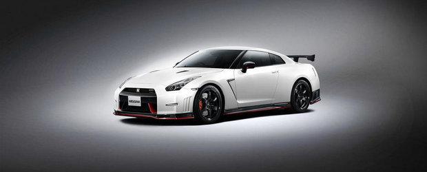 Nissan GT-R Nismo: Cum arata si cu ce se lauda cel mai performant GT-R din istorie