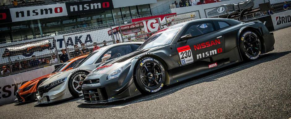 Nissan GT-R Nismo GT500, un GT-R cu motor de 2 litri