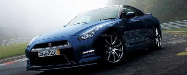 Nissan GT-R primeste noi imbunatatiri, stabileste noi recorduri