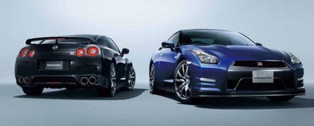 Nissan GT-R primeste o noua serie de imbunatatiri!