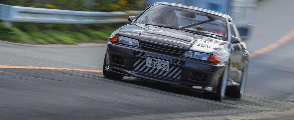 Nissan GT-R R32, cu 1170 CP sub capota: La vanatoare de supercaruri