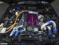 Nissan GT-R R32, cu 1170 CP sub capota