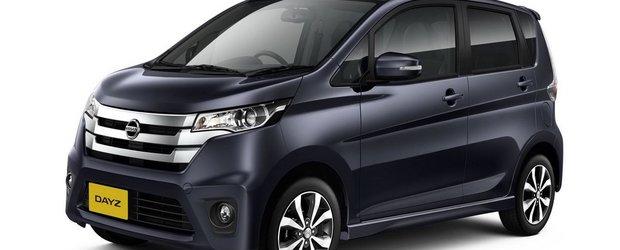 Nissan i-a prins cu musca pe caciula pe cei de la Mitsubishi: au falsificat testele de consum