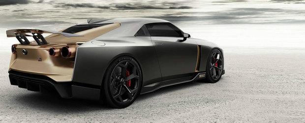 Nissan ia in considerare productia acestei masini. Conditia impusa de sefii japonezi