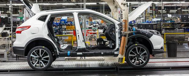 Nissan imbraca haine de sarbatoare. Japonezii au construit masina cu numarul 150 de milioane