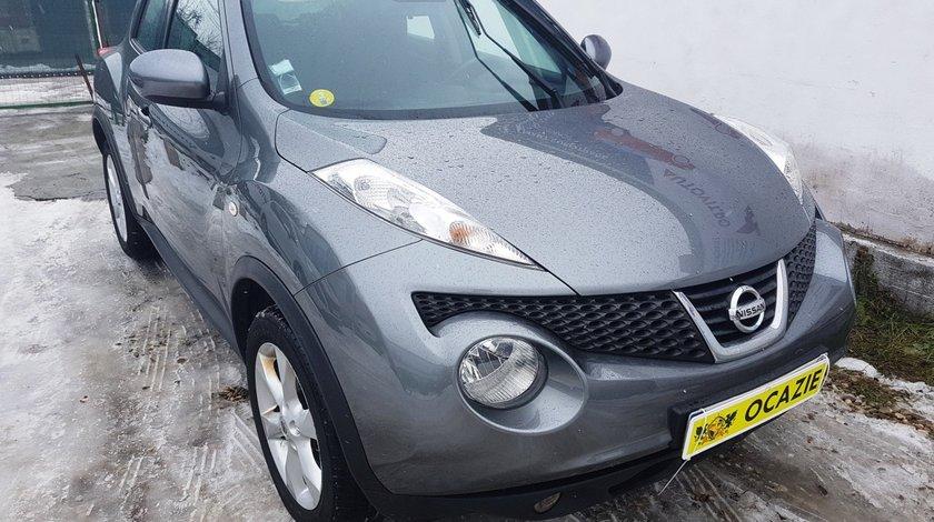Nissan Juke 1.5DCI 110CP EURO5 RATE 2011
