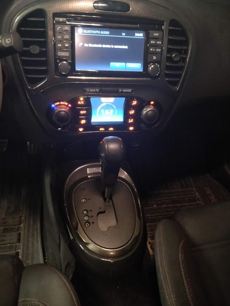 Nissan Juke 1.6 2017