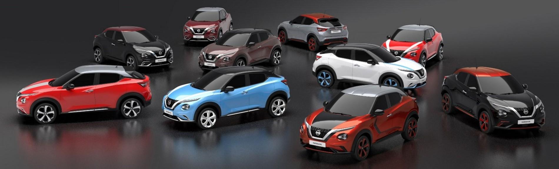 Nissan Juke - Galerie Foto - Nissan Juke - Galerie Foto