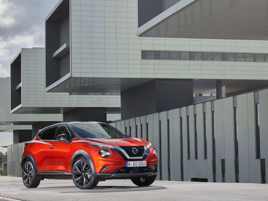 Nissan Juke - Galerie Foto