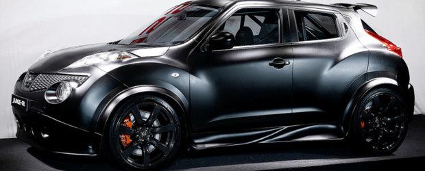 Nissan Juke-R - Crossover-ul cu inima de supercar