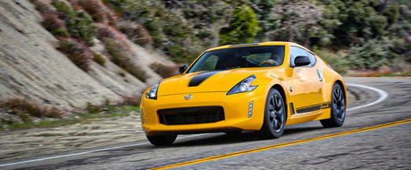 Nissan lanseaza editia speciala Heritage ca sa-ti aduca aminte ca 370Z-ul nu a murit