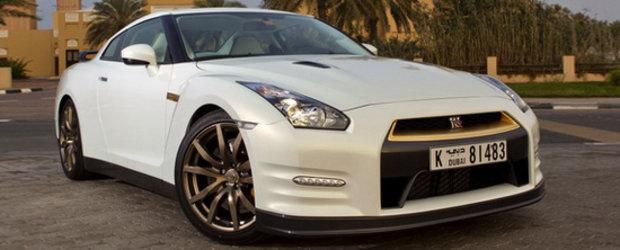 Nissan lanseaza ultra-specialul GT-R VVIP Edition!