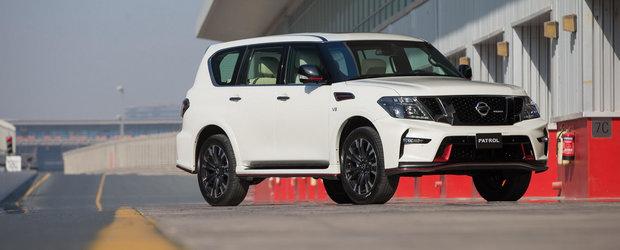 Nissan lanseaza un Patrol Nismo special pentru arabi