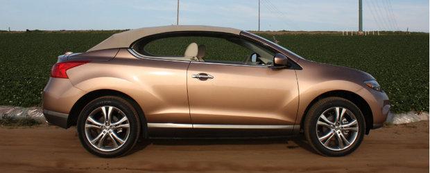 Nissan Murano CrossCabriolet - cea mai neapreciata masina, conform Fortune Magazine