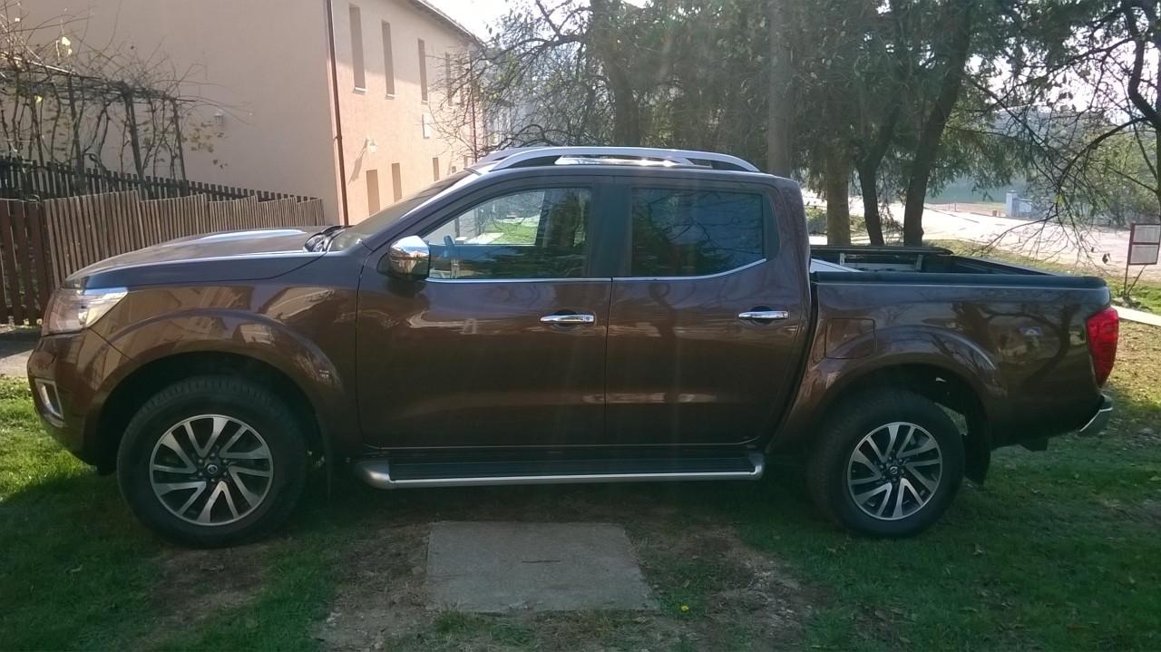 Nissan Navara 2.3 dci 2016