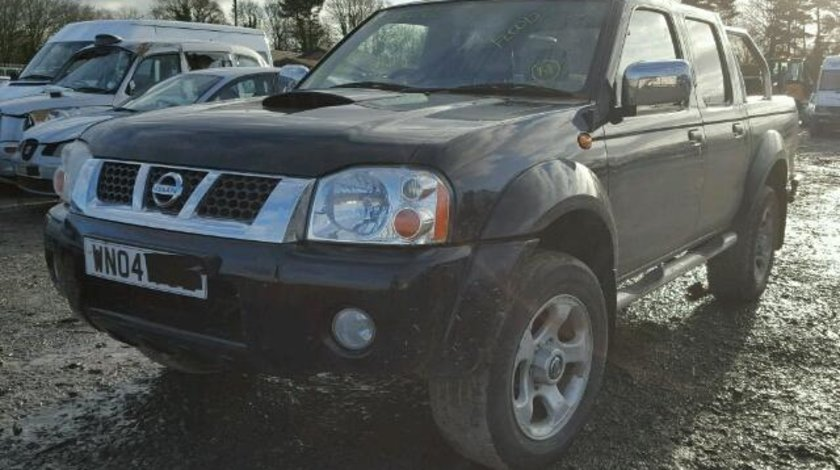 Nissan Navara 2.5 2000