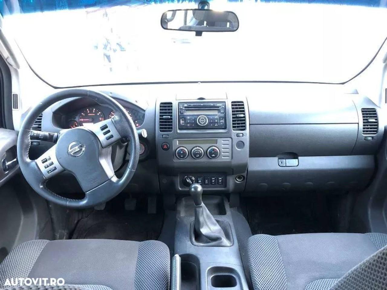 Nissan Navara 2.5 D40 2008