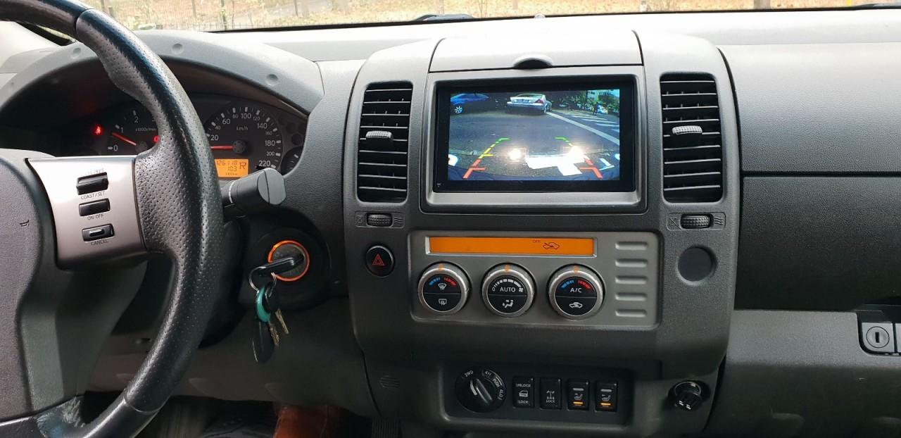 Nissan Navara 2.5tdci 2007