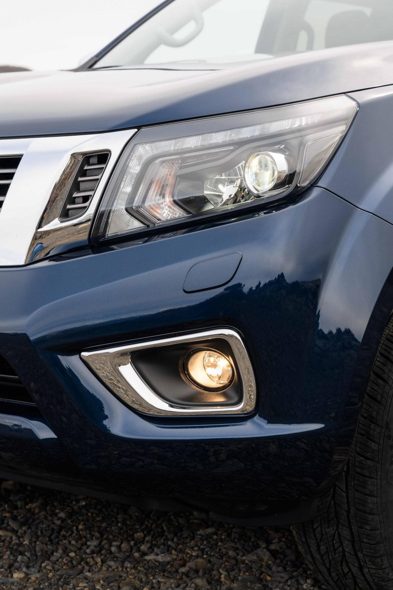 Nissan Navara facelift - Nissan Navara facelift