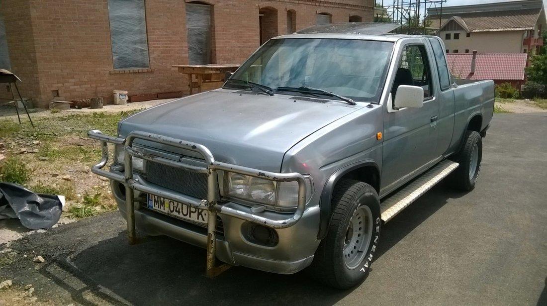 Nissan Navara TD25 1990