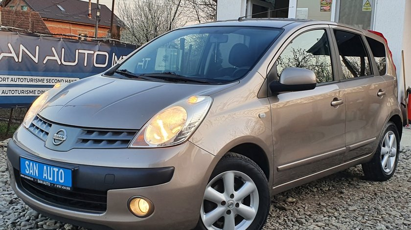Nissan Note 1.5 DCI 2006