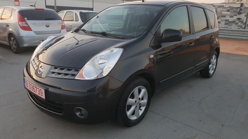 Nissan Note 1,5 diesel 2007