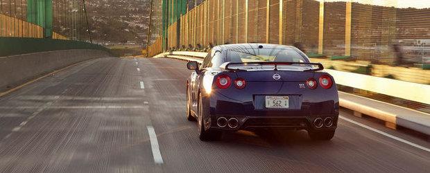 Nissan nu renunta la modelul GT-R. Ba din contra!