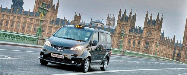 Nissan NV200 devine taxiul Londrei