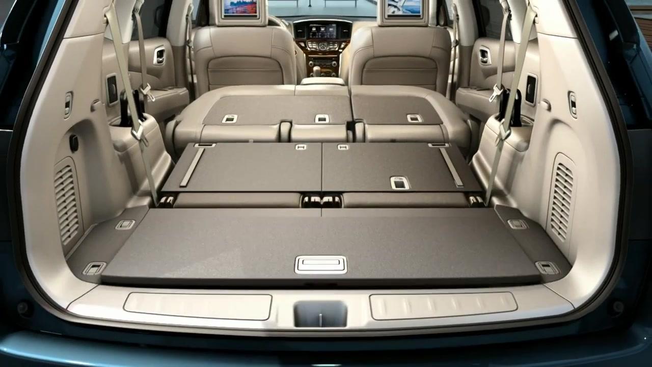 Nissan Pathfinder Concept Interior Byxsnma3ov4