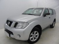 Nissan Pathfinder XE 2.5 dCi 190 CP 4x4 2012