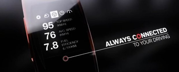 Nissan prezinta un smartwatch Nismo la Frankfurt
