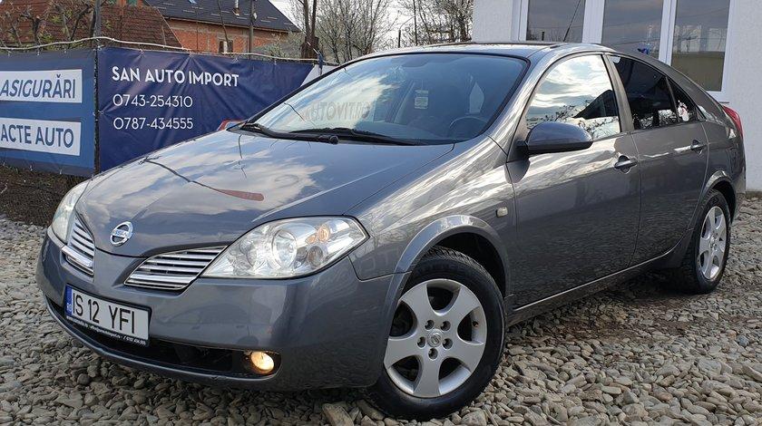 Nissan Primera 1.8 2004