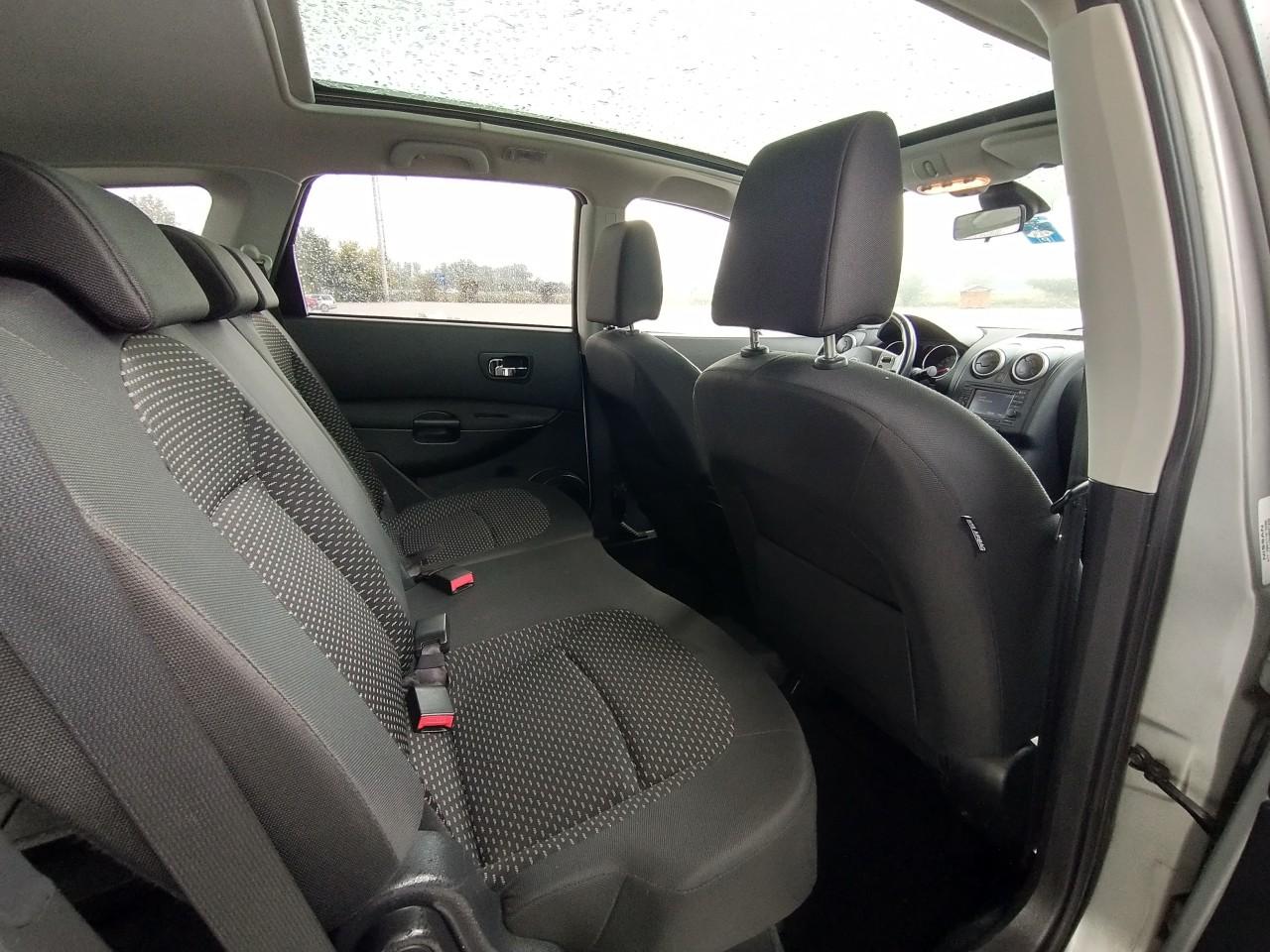 Nissan Qashqai+2 2.0 Diesel 150 CP 7Locuri Panorama Camera Carlig Jante - Full 2009