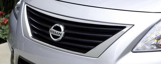 Nissan recheama in service 250.000 de autovehicule