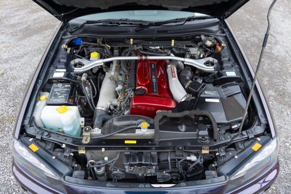 Nissan Skyline GT-R V-Spec de vanzare