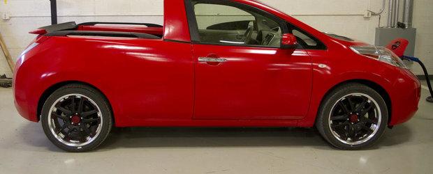 Nissan Sparky ne dezvaluie cum ar putea arata pick-up-ul viitorului