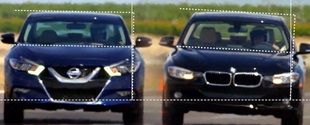 Nissan spune ca Maxima este mai buna ca BMW, Acura si Audi. Oare?