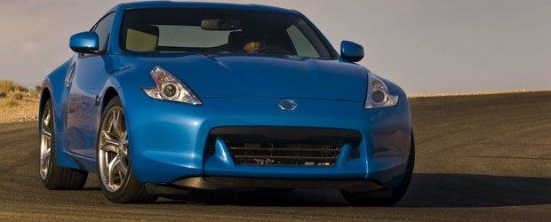 Nissan va dezvalui noul 370Z la Chicago Auto Show