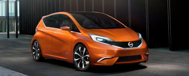 Nissan va lansa peste 2 ani un model compact