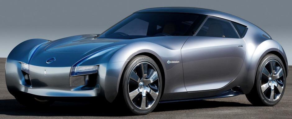 Nissan va prezenta un nou concept sport exlusivist