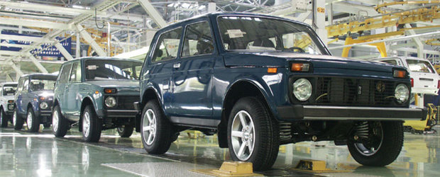 Nissan vrea sa cumpere AvtoVAZ