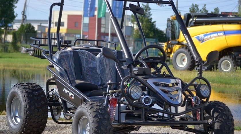 Nitro 200cc Buggy  Import Germania