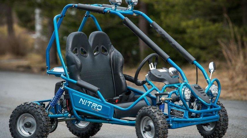 Nitro 50cc Buggy – 2 locuri pentu copii