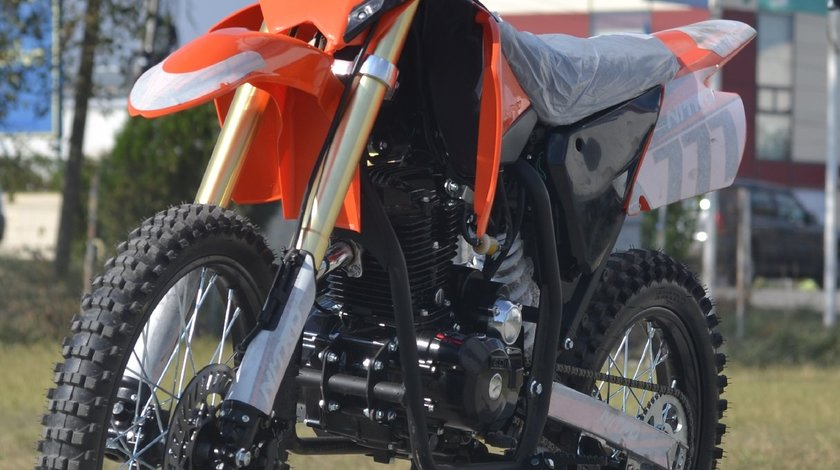 NITRO Dirtbike Hurricane 250cc Import Germania