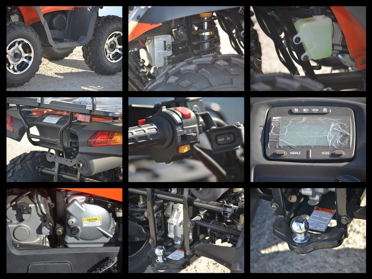 Nitro Hunter  300-S2 / 4X4 / WINCH / 4x suspensie