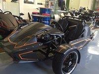 Nitro ZTR 250cc  Roadster 2016