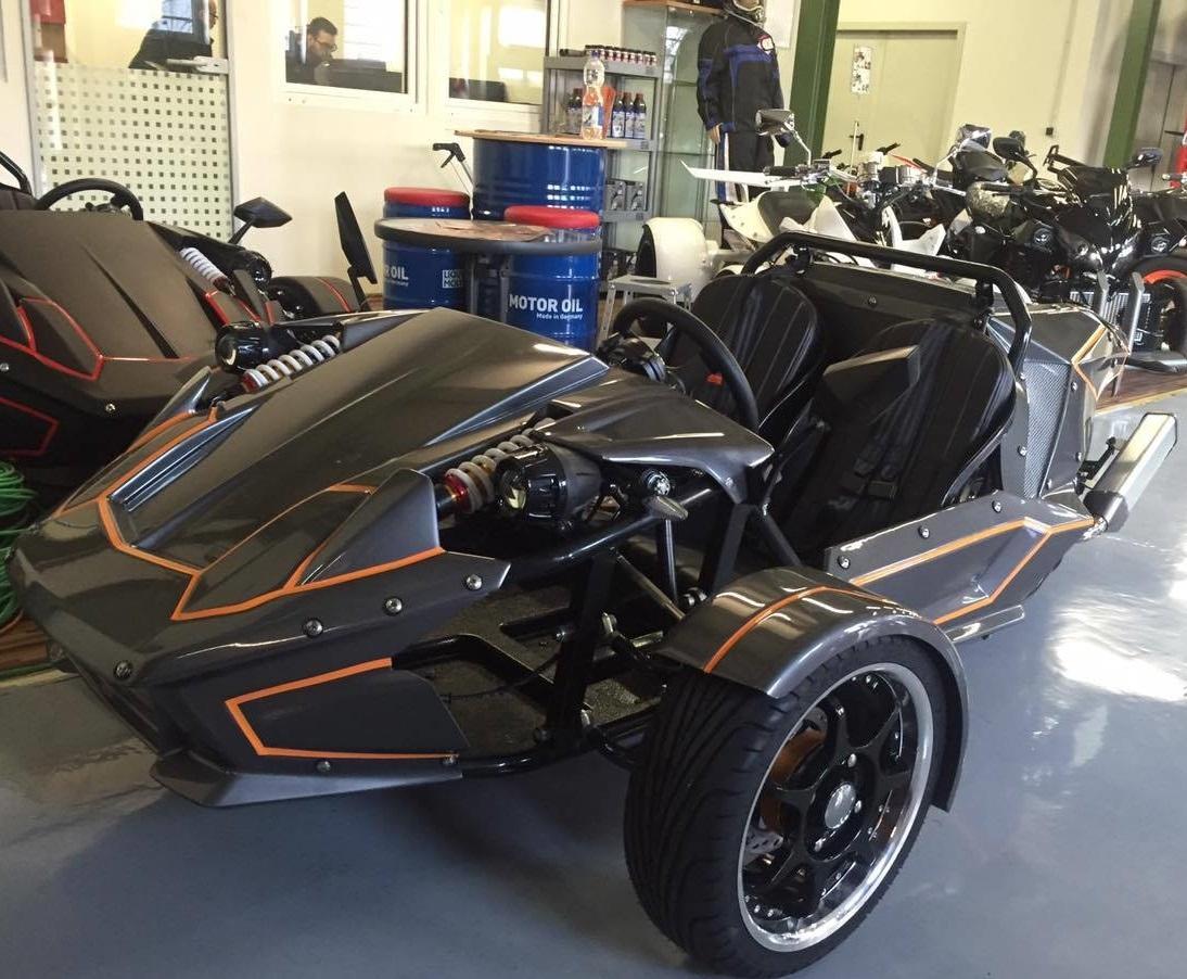 Nitro ZTR 250cc  Roadster