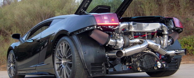 No Twin Turbo, No Fun: Gallardo SL by Underground Racing